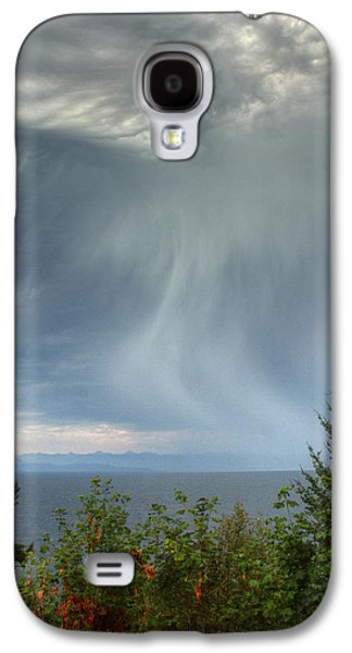 Tempest Galaxy S4 Cases - Summer Squall Galaxy S4 Case by Randy Hall