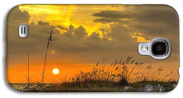 Sun Galaxy S4 Cases - Summer Sun Galaxy S4 Case by Marvin Spates