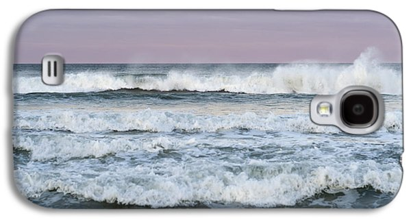 Summer Waves Seaside New Jersey Galaxy S4 Case by Terry DeLuco
