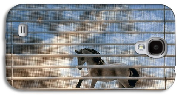 Subtle Colors Galaxy S4 Cases - Summer window 2 Galaxy S4 Case by Jeff  Gettis