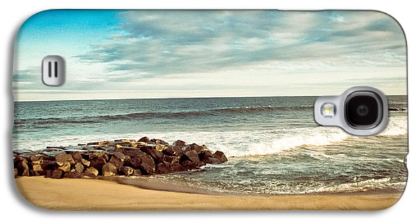 Original Art Photographs Galaxy S4 Cases - Summers End Galaxy S4 Case by Colleen Kammerer