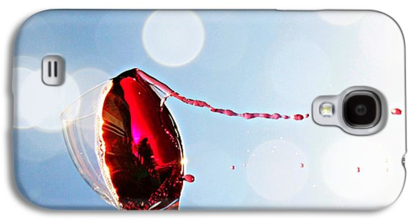 Malbec Galaxy S4 Cases - Summertime Galaxy S4 Case by Clare Bevan