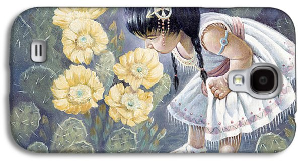 Sun Flower Galaxy S4 Case by Gregory Perillo
