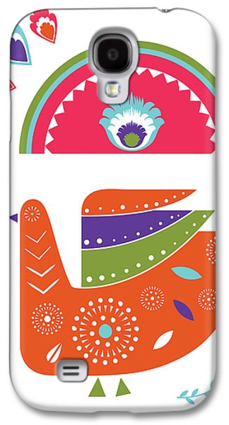 Folk Photographs Galaxy S4 Cases - Sun it rise Galaxy S4 Case by Susan Claire