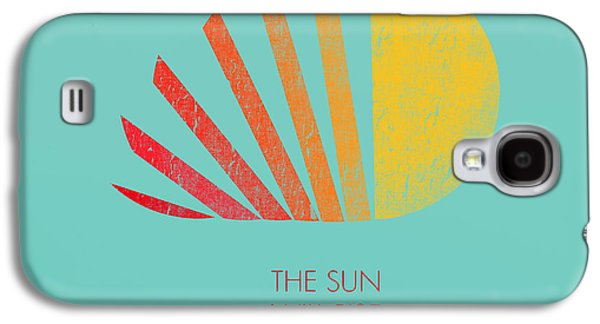 Sun Galaxy S4 Cases - Sun Will Rise Again Galaxy S4 Case by Budi Satria Kwan