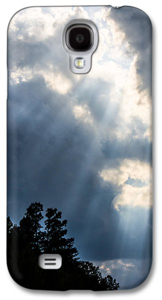 Rare Moments Galaxy S4 Cases - Sunlight From The Heavens Galaxy S4 Case by Parker Cunningham