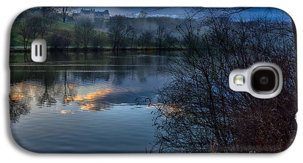 Asheville Galaxy S4 Cases - Sunrise at  Biltmore Estate Galaxy S4 Case by Doug Sturgess
