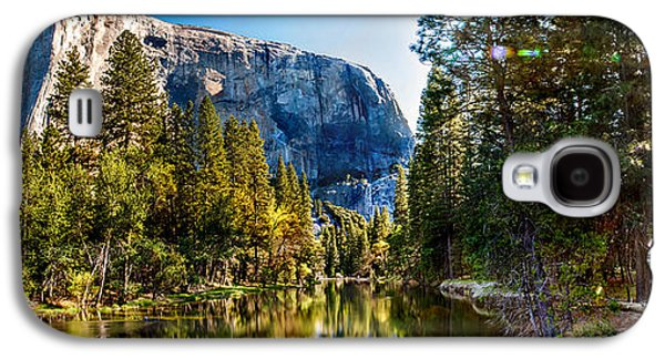 Sun Galaxy S4 Cases - Sunrise At Yosemite Galaxy S4 Case by Az Jackson