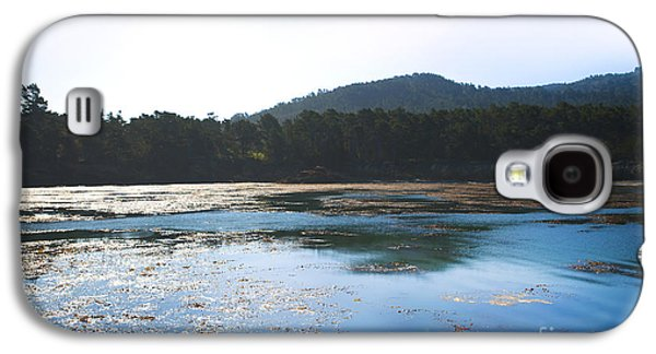 San Francisco Famous Photographers Galaxy S4 Cases - Sunrise Over Whalers Cove at Point Lobos California Galaxy S4 Case by Artist and Photographer Laura Wrede