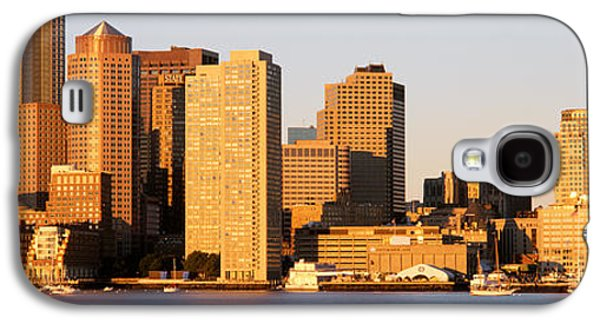 Sunrise, Skyline, Boston Galaxy S4 Case by Panoramic Images