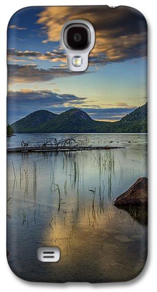 Jordan Photographs Galaxy S4 Cases - Sunset at Jordan Pond Galaxy S4 Case by Rick Berk