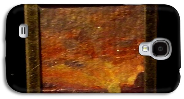 Universities Jewelry Galaxy S4 Cases - Sunset in Big Bend National Park Galaxy S4 Case by Bethany Jordan