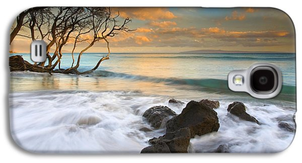 Sunset In Paradise Galaxy S4 Case by Mike  Dawson
