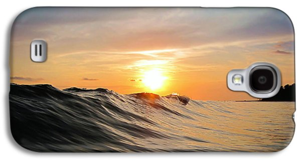 Waterscape Galaxy S4 Cases - Sunset in Paradise Galaxy S4 Case by Nicklas Gustafsson