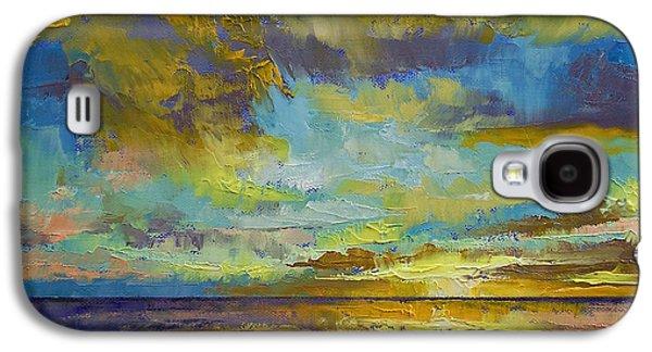 Sunset Key Largo Galaxy S4 Case by Michael Creese