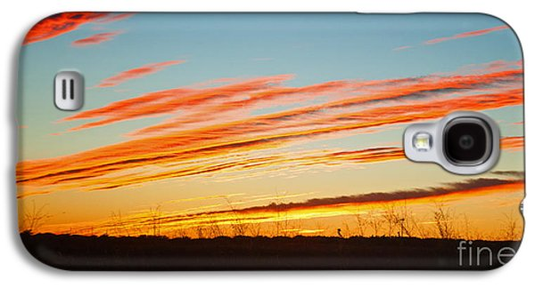 Consumerproduct Galaxy S4 Cases - Clouds Straight Galaxy S4 Case by George D Gordon III
