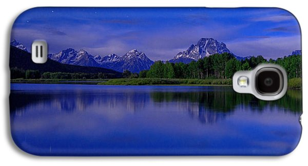 Waterscape Galaxy S4 Cases - Super Moon Galaxy S4 Case by Chad Dutson