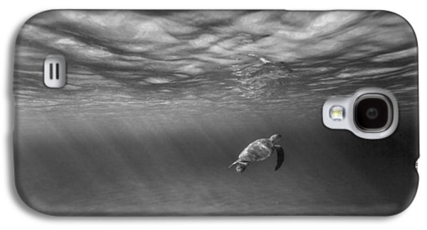 Under Water. Nature Galaxy S4 Cases - Suspended animation. Galaxy S4 Case by Sean Davey