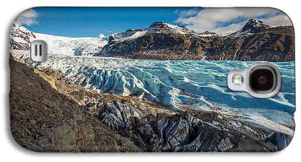 Outlet Galaxy S4 Cases - Svinafellsjokull Glacier In Skaftafell Galaxy S4 Case by Panoramic Images