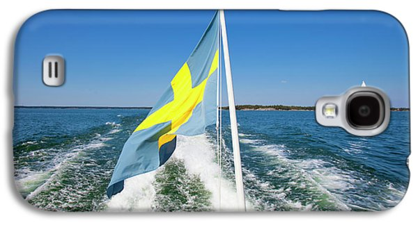 Sweden - Sailing In Stockholm Galaxy S4 Case by Panoramic Images