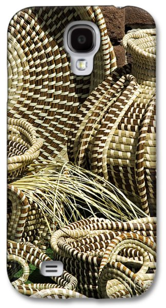 Slaves Galaxy S4 Cases - Sweetgrass Baskets - D002362 Galaxy S4 Case by Daniel Dempster