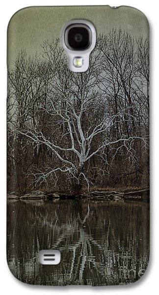 Reflecting Water Galaxy S4 Cases - Sycamore Dancer Galaxy S4 Case by Terry Rowe