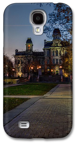 The Hills Galaxy S4 Cases - Syracuse University  Galaxy S4 Case by Everet Regal