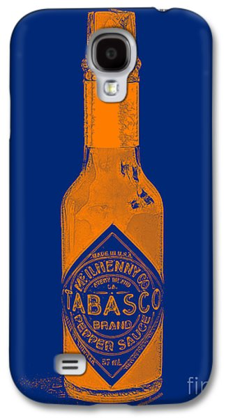 Wing Chee Tong Galaxy S4 Cases - Tabasco Sauce 20130402grd2 Galaxy S4 Case by Wingsdomain Art and Photography