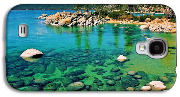 Waterscape Galaxy S4 Cases - Tahoe Bliss Galaxy S4 Case by Benjamin Yeager