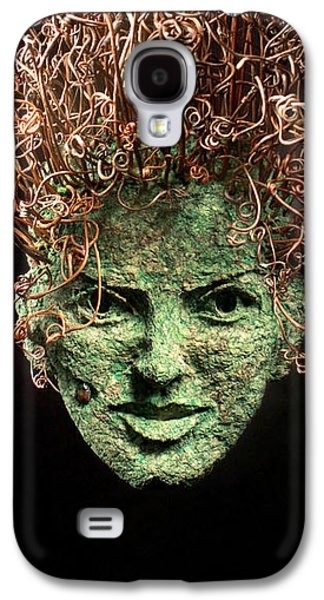 Figures Reliefs Galaxy S4 Cases - Take a Chance Galaxy S4 Case by Adam Long