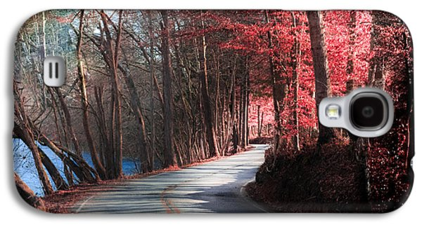 Take Me Home Country Roads Galaxy S4 Case by Karen Wiles