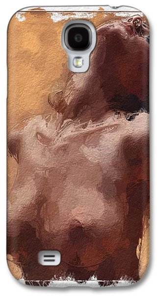 Innocence Mixed Media Galaxy S4 Cases - Take me Galaxy S4 Case by Stefan Kuhn