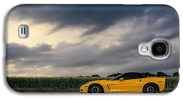 Storm Digital Art Galaxy S4 Cases - Take the Long Way Galaxy S4 Case by Douglas Pittman