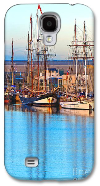 Tall Ship Galaxy S4 Cases - Tall Ships Galaxy S4 Case by Bill  Robinson