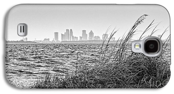 Waterscape Galaxy S4 Cases - Tampa Across The Bay Galaxy S4 Case by Marvin Spates