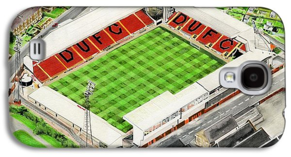 Tannadice Park - Dundee United Fc Galaxy S4 Case by Brian Casey