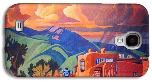Taos Inn Monsoon Galaxy S4 Case by Art James West