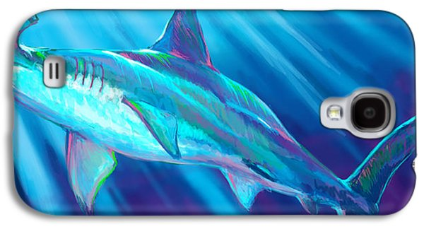 Tarpon Season  Galaxy S4 Case by Yusniel Santos