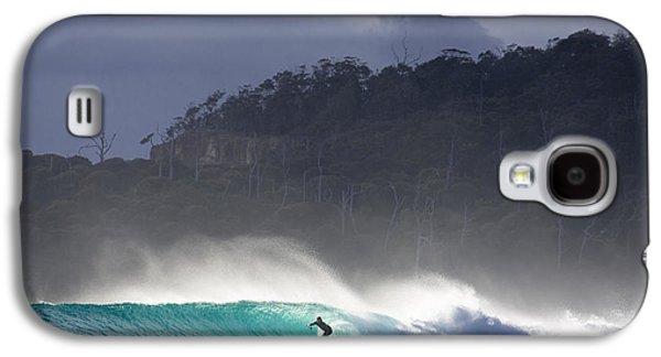 Dream Scape Galaxy S4 Cases - Van Diemen Dream Galaxy S4 Case by Sean Davey