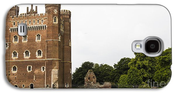 Recently Sold -  - Fantasy Photographs Galaxy S4 Cases - Tattershall Castle II Galaxy S4 Case by Gemma Knight