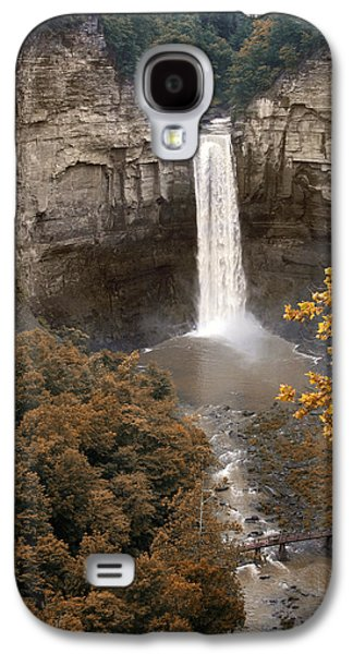 Taughannock Falls Park Galaxy S4 Case by Jessica Jenney