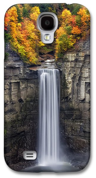 Taughannock Galaxy S4 Case by Mark Papke