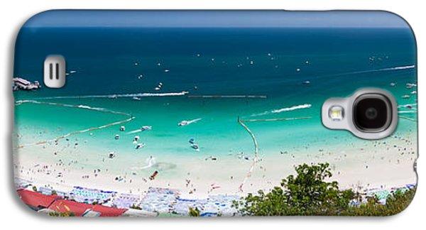 Tawaen Beach Galaxy S4 Case by Atiketta Sangasaeng