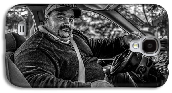 Personalities Photographs Galaxy S4 Cases - Taxi Driver Galaxy S4 Case by Bob Orsillo