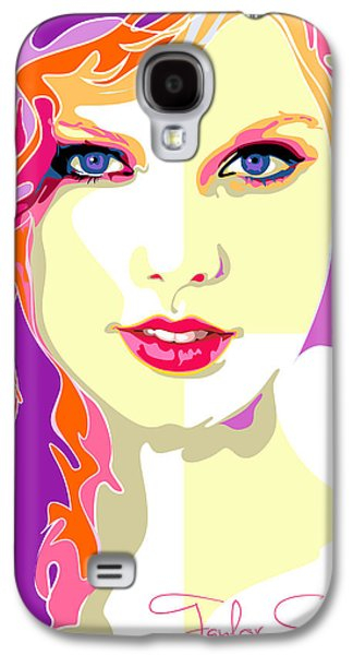 Taylor Swift Galaxy S4 Cases - Taylor Swift Galaxy S4 Case by Ahmad Nusyirwan