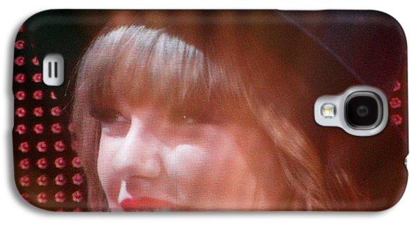 Taylor Swift Galaxy S4 Cases - Taylor Swift Galaxy S4 Case by Elizabeth Winter