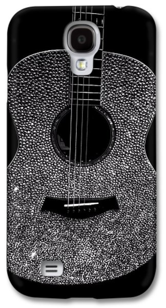 Taylor Swift Galaxy S4 Cases - Taylor Swifts Guitar Galaxy S4 Case by Dan Sproul