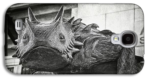 Celebrities Photographs Galaxy S4 Cases - TCU Horned Frog 2014 Galaxy S4 Case by Joan Carroll