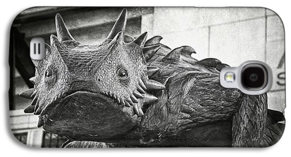 Athlete Photographs Galaxy S4 Cases - TCU Horned Frog 2014 Galaxy S4 Case by Joan Carroll