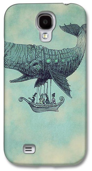 Tea At Two Thousand Feet Galaxy S4 Case by Eric Fan